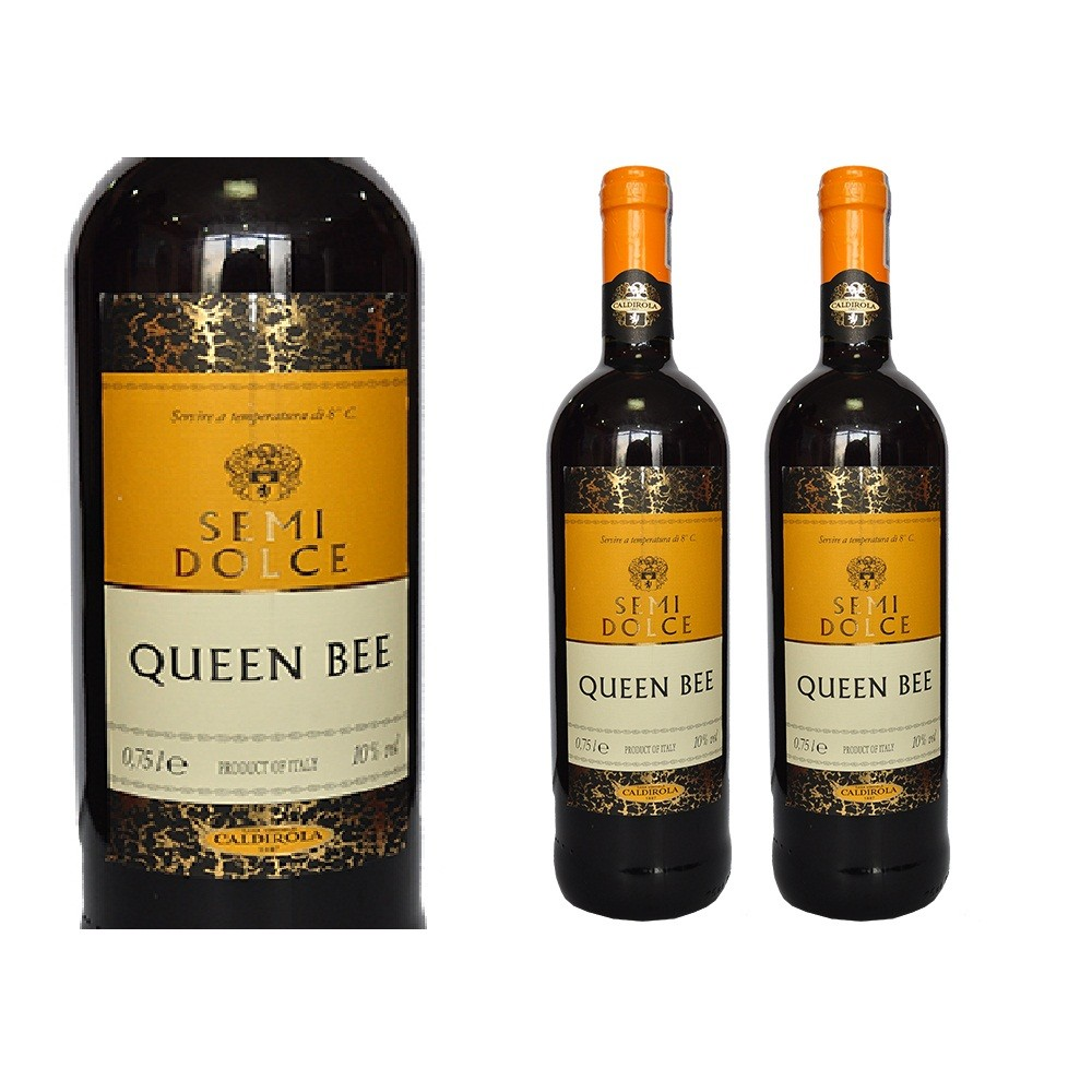 Rượu vang ngọt Queen Bee 750 ml/ 10 %